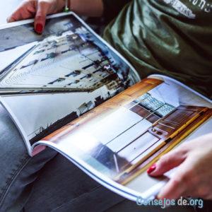 Publicación con fotografías